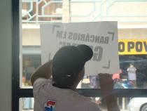 Bancários: Última cidade a resistir à greve fecha as agências
