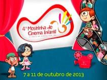 Ator mirim participa da 4ª Mostrinha de Cinema Infantil
