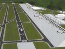 Licitação do novo aeroporto é retomada: 4 empresas participam
