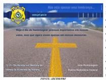 Polícia Rodoviária Federal apresenta balanço