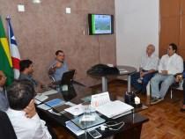 Projeto da Perimetral apresentado ao Governo Municipal