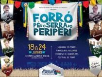 PMVC anuncia atrações do Forró Pé de Serra