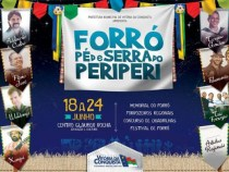 Publicados os editais de seleção do Forró Pé de Serra