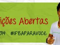 IFBA abre inscrições para Processo Seletivo 2015
