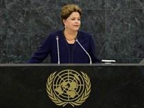 Presidenta Dilma abre 69ª Assembleia Geral da ONU