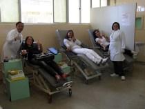 Hemoba homenageia doadores de sangue