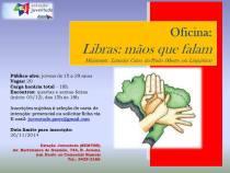 Programa Estação Juventude promove oficina de Libras
