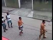 O menor trio elétrico do carnaval da Bahia