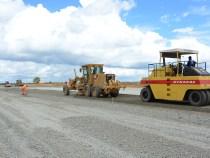 Novo Aeroporto de Conquista: 50% de obras concluídas