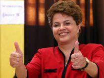 Dilma é política mais lembrada entre brasileiros