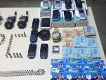 Operações da polícia prende seis traficantes