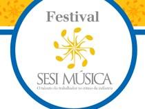 Festival SESI de música: inscrições até 24 de julho