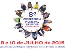 PMVC realiza a 8ª Conferência Municipal de Saúde