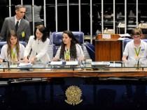 Concurso de redação do Senado inspira estudantes