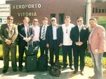 Carlos Rátis apresenta Carta 33 aos advogados de Conquista