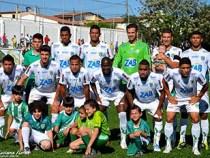 ECPP estréia com empate na Copa Governador do Estado