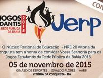 NRE 20 realiza Fase Regional dos Jogos Estudantis