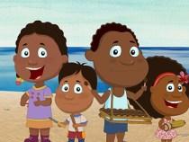 Estréia desenho animado com protagonistas negros