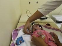 Esaú Matos: exame de diagnóstico de alterações auditivas
