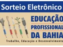 Educação Profissional inscreve até esta terça, 5