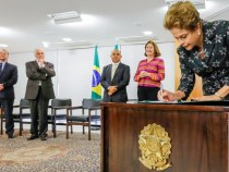 Dilma anuncia medidas para modernização do futebol