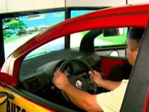 Simuladores de direção podem ser financiados