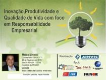 """AINVIC realiza """"Manhã de Inovação"""" para a Indústria"""