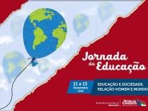 Temas importantes serão debatidos na Jornada da Educação
