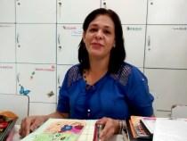 Professora ensina História de forma diferente