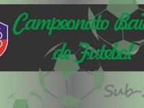 Baianão Sub 20 apresenta finalistas