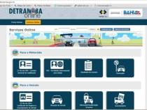 Serviços online do Detran facilitam a vida dos baianos