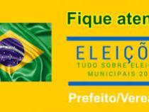 Justiça Eleitoral anuncia prazo final para 04 de maio