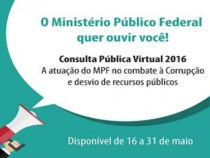 Consulta pública sobre a atuação do MPF/BA