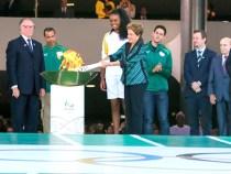 Passagem da Tocha Olímpica movimenta cidades na Bahia