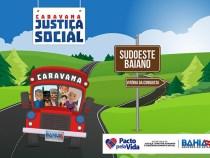 Caravana da Justiça Social chega ao Sudoeste Baiano