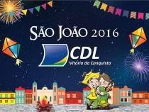 CDL anuncia horário especial para o São João