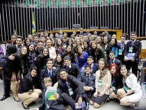 Parlamento Juvenil do Mercosul recebe inscrições