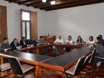 Governo Municipal recebe representantes da Socializa