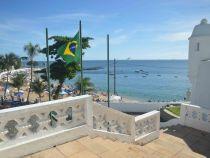 Bens culturais da Bahia acessados pelo Google Maps