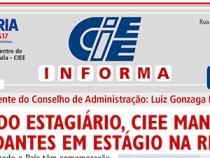 CIEE mantém 870 estudantes em estágio no Sudoeste