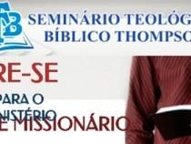 Prepara-se para ministérios Pastoral e Missionário
