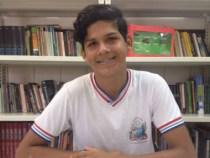 Estudante da zona rural eleito ao Parlamento do Mercosul