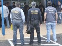PF e CGU realizam Operação Vigilante