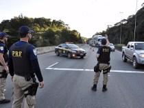 Polícia Rodoviária Federal anuncia balanço: 66 acidentes
