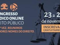 Começa o 6º Congresso Jurídico Online