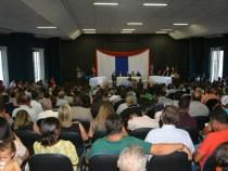 Justiça Eleitoral diploma Herzem, Irma Lemos e 21 vereadores