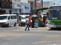 Prefeitura proibe vans na região do terminal de onibus