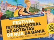 Festival Internacional de Artistas de Rua passa em Conquista