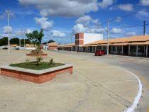 Área do Centro Glauber Rocha: estacionamento Rotativo
