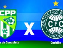 Copa do Brasil: ECPP 1 X 1 Coritiba